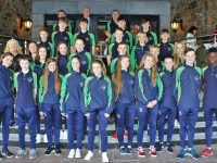 PHOTOS: Tralee Teens Prepare To Fly To Taiwan For International Children's Games