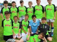Participants in the Kerins O'Rahilly's GAA Cul Camp. Photo by Gavin O'Connor.