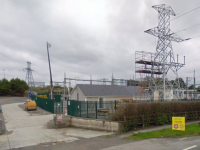 Explosion At Laharn Station Caused This Morning's Power Cut Across The County