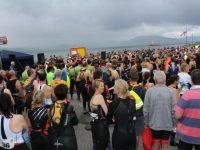at the Tri Kingdom Come Triathlon in Fenit on Saturday morning. Photo by Dermot Crean