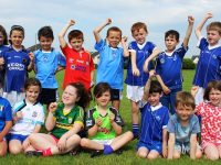 Youngsters enjoying the Kerins O'Rahillys GAA Summer Camp this week. Photo by Gavin O'Connor.