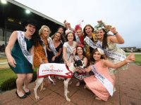 PHOTOS: Roses Begin Tour Of Country With A Night At The Dogs
