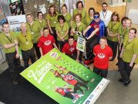 Woodies Tralee Staff Get On Their Bikes For Charity Campaign