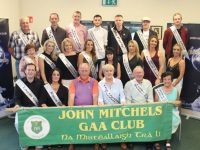 The contestants in the upcoming John Mitchels GAA Club Strictly Come Dancing. Photo by Dermot Crean