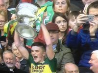 It's Three-In-A-Row For Kerry Minors
