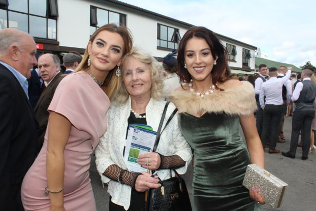 Photos the last of our ladies day in listowel coverage for A maureen mccarthy salon