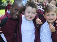 PHOTOS: Moyderwell Pupils 'Walk With A Smile' In The Park