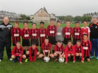 Park Fc U13B before their Premier Division clash against Park Fc U13A on Thursday 15th September