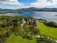 PHOTOS: This Mansion In Kerry Sold For €2.7m Last Month