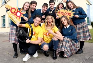 TRANSITION YEAR STUDENTS INVITED TO 'GO PLACES WITH BUS ÉIREANN' Bus Éireann announces a new nationwide competition for TY students. Picture Jason Clarke