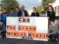 Mental Health Week Taking Place In Two Secondary Schools