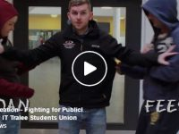 WATCH: IT Tralee Students Reject Student Loans And Crippling Dept In New Video