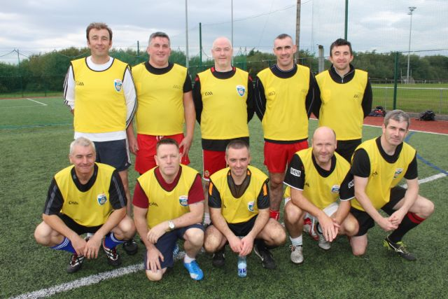 A 'Naries And Others' team. Photo by Dermot Crean