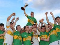 PHOTOS: Lixnaw Celebrates U21 County Final Victory Over St Brendan's