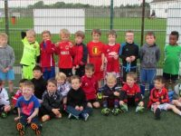 Park Fc Academy Members on Saturday 22nd October