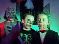PHOTOS: Halloween Comes Early In Blennerville Club