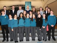 Careers Night For Students Held At Mercy Mounthawk School