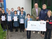 Scoil Eoin Pupils Send Animals To Help Families In Africa