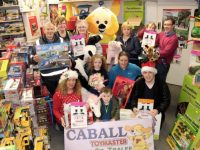 Caballs Toymaster Teams Up With St Vincent de Paul To Bring Christmas To Every Child