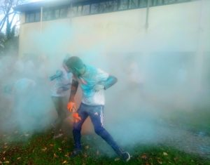 ITT Colour Run 2