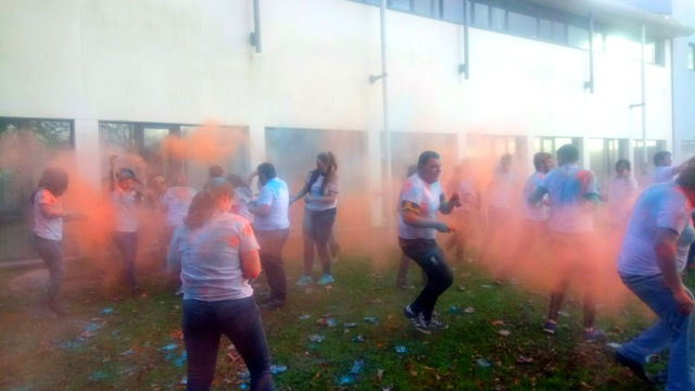 ITT Colour Run 3