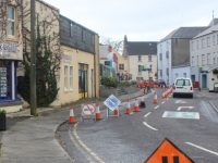 Works Underway In Tralee Town Centre To Prepare For Denny Street Two-Way