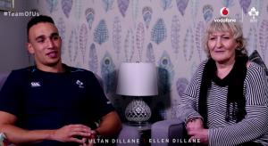 Ultan and Ellen