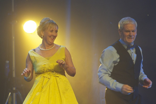 Strictly Come Dancing presented by Down Syndrome Kerry, INEC Kilarney, Friday 2nd December 2016.