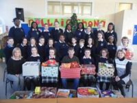 Presentation Helps Out St Vincent de Paul Appeal