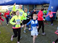 Participants take off at the Tralee RFC run on St Stephen's Day. Photo by Dermot Crean