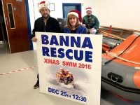 Will You Brave The Banna Christmas Day Swim?