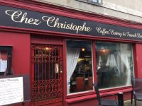 Out To Lunch: A Super Salad At Chez Christophe