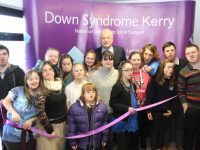 PHOTOS: Minister Opens New Down Syndrome Kerry Premises