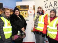 Hilda Doody, Margaret O'Connor, Caroline Coffey and Heidi Heinrich at the opening night of the Garvey's Get Fit campaign at Garvey's Supervalu on Thursday evening. Photo by Dermot Crean