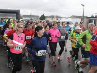 Runners taking part in the Kerins O'Rahillys 10k run on Sunday. Photo by Lisa O'Mahony.