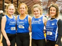 Tralee Harriers Bring Home Medals From Munster Indoor Championships
