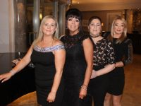 Attending the Kerins Park Social were Geraldine Donnelly, Maeve Goodall, Caroline Donnelly and Michelle Lynch. Photo by Lisa O'Mahony.