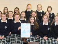 Transition Year Students of the Presentation Secondary School Tralee. Photo by Lisa O'Mahony.