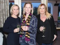 "Attending the Launch of ""The Art of Asking Questions"" were Moira Glennon, Kate Browne and Catriona O'Sullivan. Photo by Lisa O'Mahony."