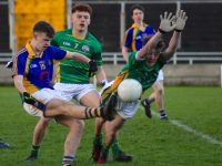 REPORT/PHOTOS: Second Half Masterclass Sees St Brendan's Overcome CBS Challenge