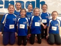 TRALEE Harriers Tiny Tots invaded Nenagh, this past weekend to take part in the Munster U9 -U12 Indoor Championships at the Nenagh Olympic Arena