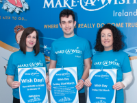 Make-A-Wish Look For Tralee Volunteers For 'Wish Day'