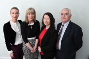Carmel Kelly, Acting Principal and the management team of KCFE Joe Kelly, Mary Murphy and Joanne Roche pictured in advance of Thursdays Open Day.
