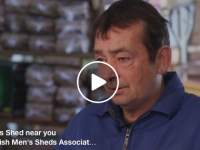WATCH: How Tralee Men's Shed Helped Grieving Widower Liam