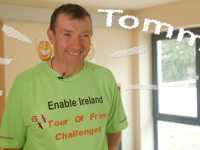 Join Tommy For An Epic Cycle Up The Alps This July