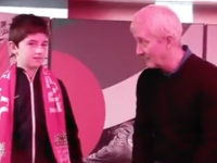 WATCH: Tralee Boy Interviews Liverpool FC Legend At Anfield