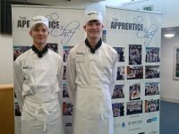 CBS Students Take Part In Apprentice Chef Cook-Off At ITT