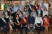 Churchill GAA's 'Strictly Come Dancing' Contestants. Photo by Lisa O'Mahony.