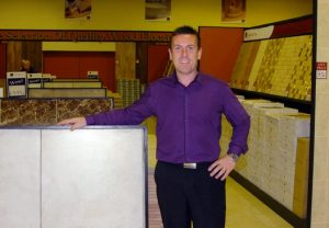 Five jobs created as world of tiles brings it all back home for donal higgins in one of his world of tiles shops tyukafo