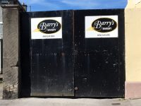 Barry's Bakery.